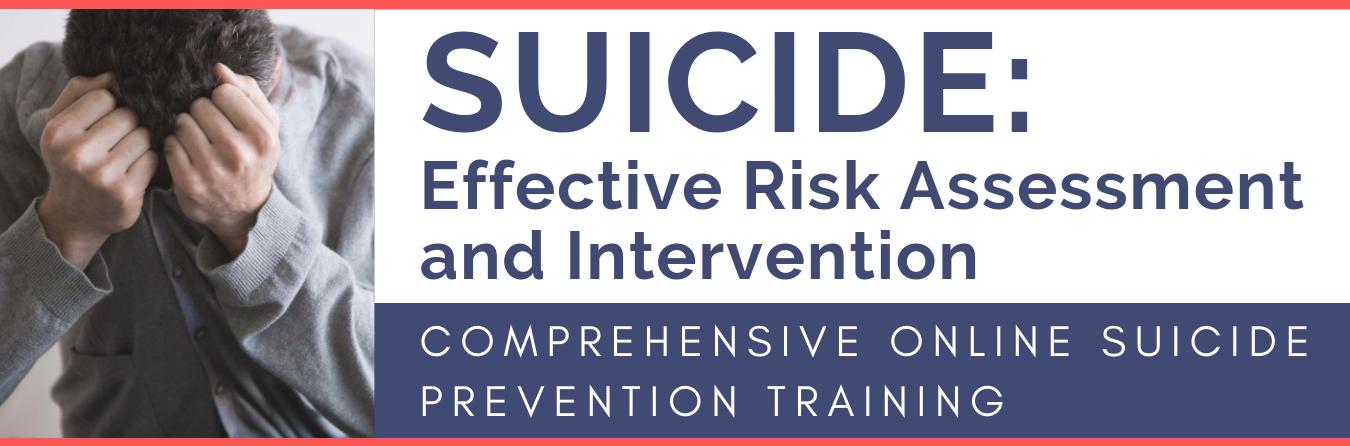 online suicide prevention training california psychologists ces