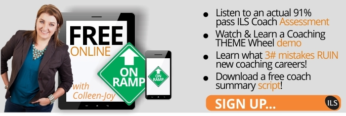Life Coach & Business Coach training course - free onramp