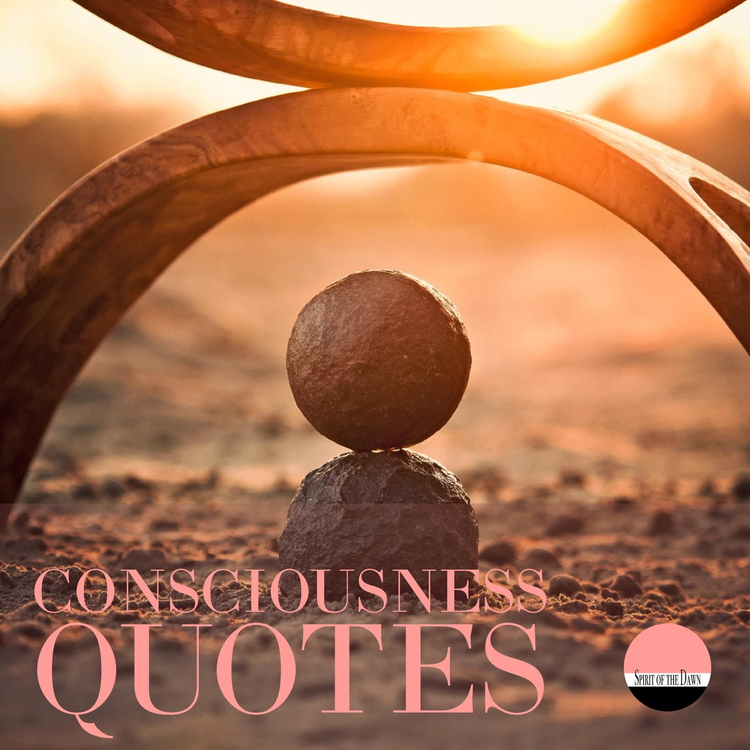 Conscious Quotes Consciousness Quotes  Spirit Of The Dawn