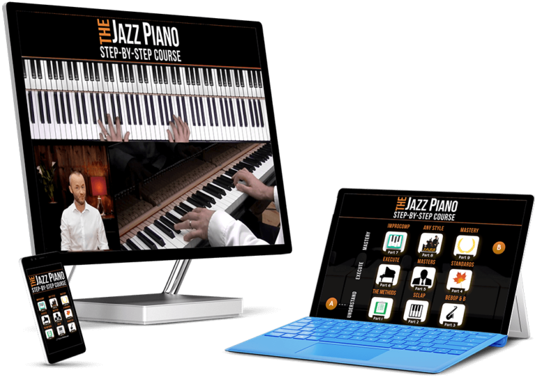 Jazz Piano Lessons Online