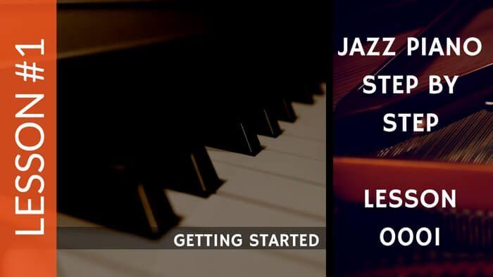 Jazz Piano Course