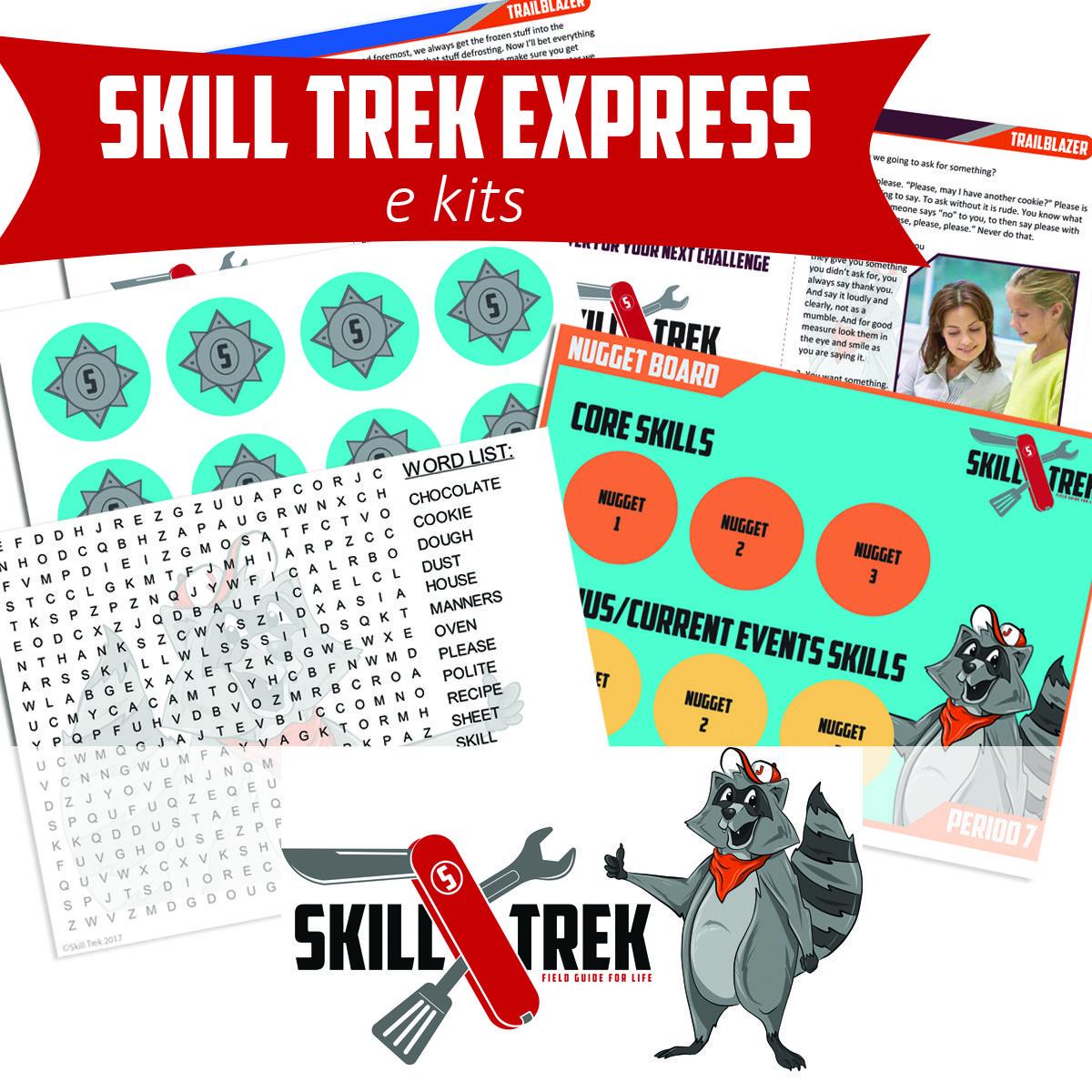 Skill Trek Express eKits