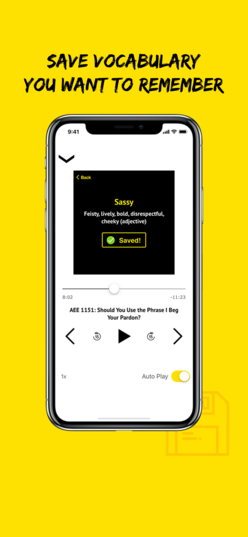 All Ears English Listening App for iOS