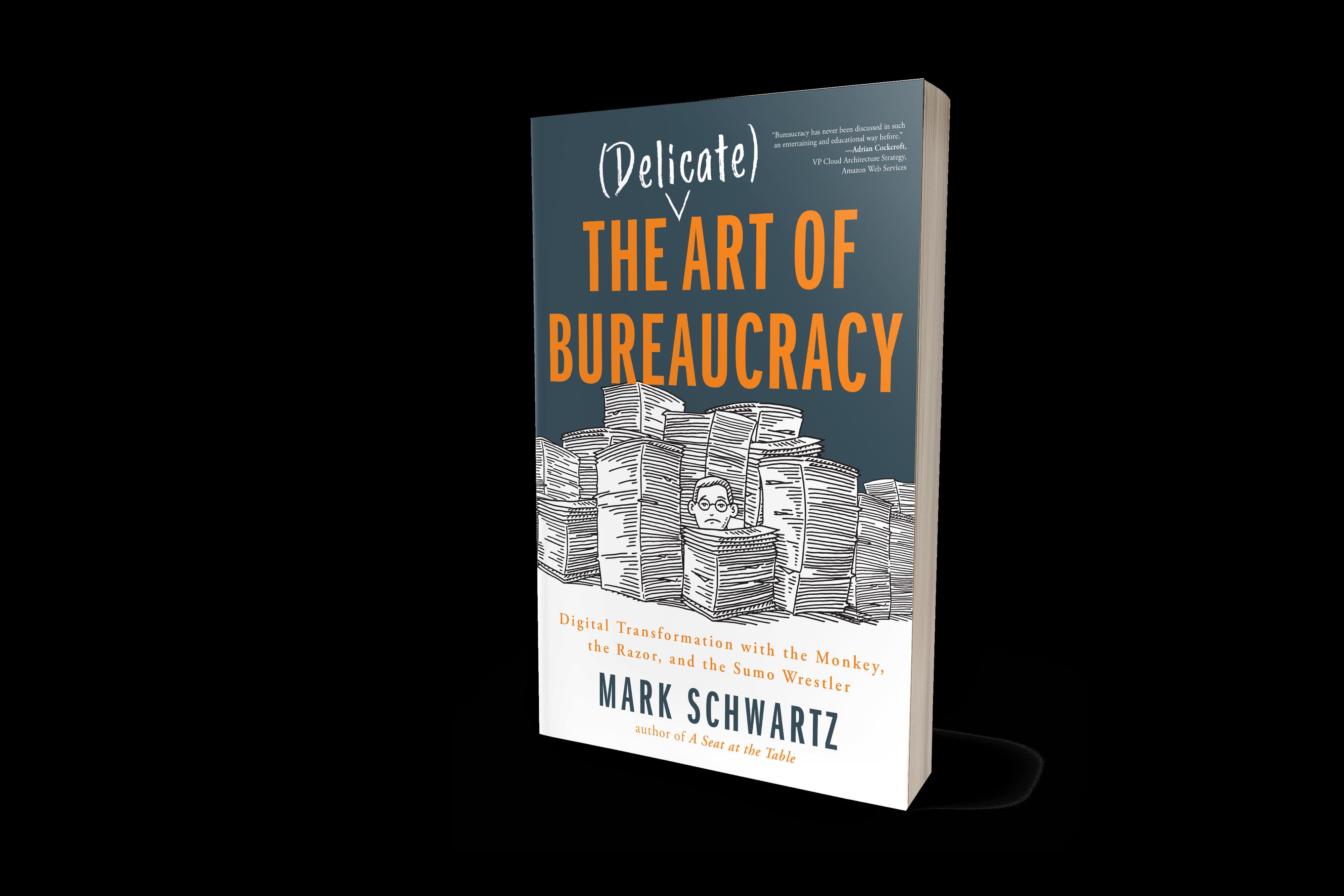 Excerpt | The (Delicate) Art of Bureaucracy