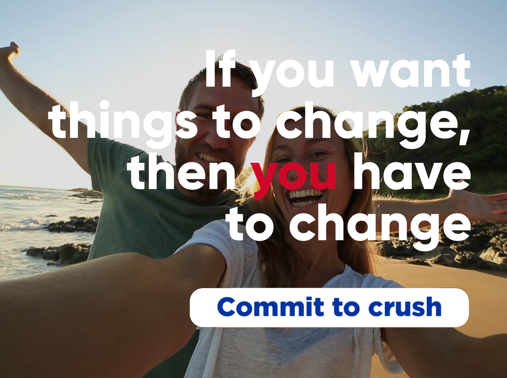 Commit to the Great Aussie Credit Crush and start paying down your debt, become debt free