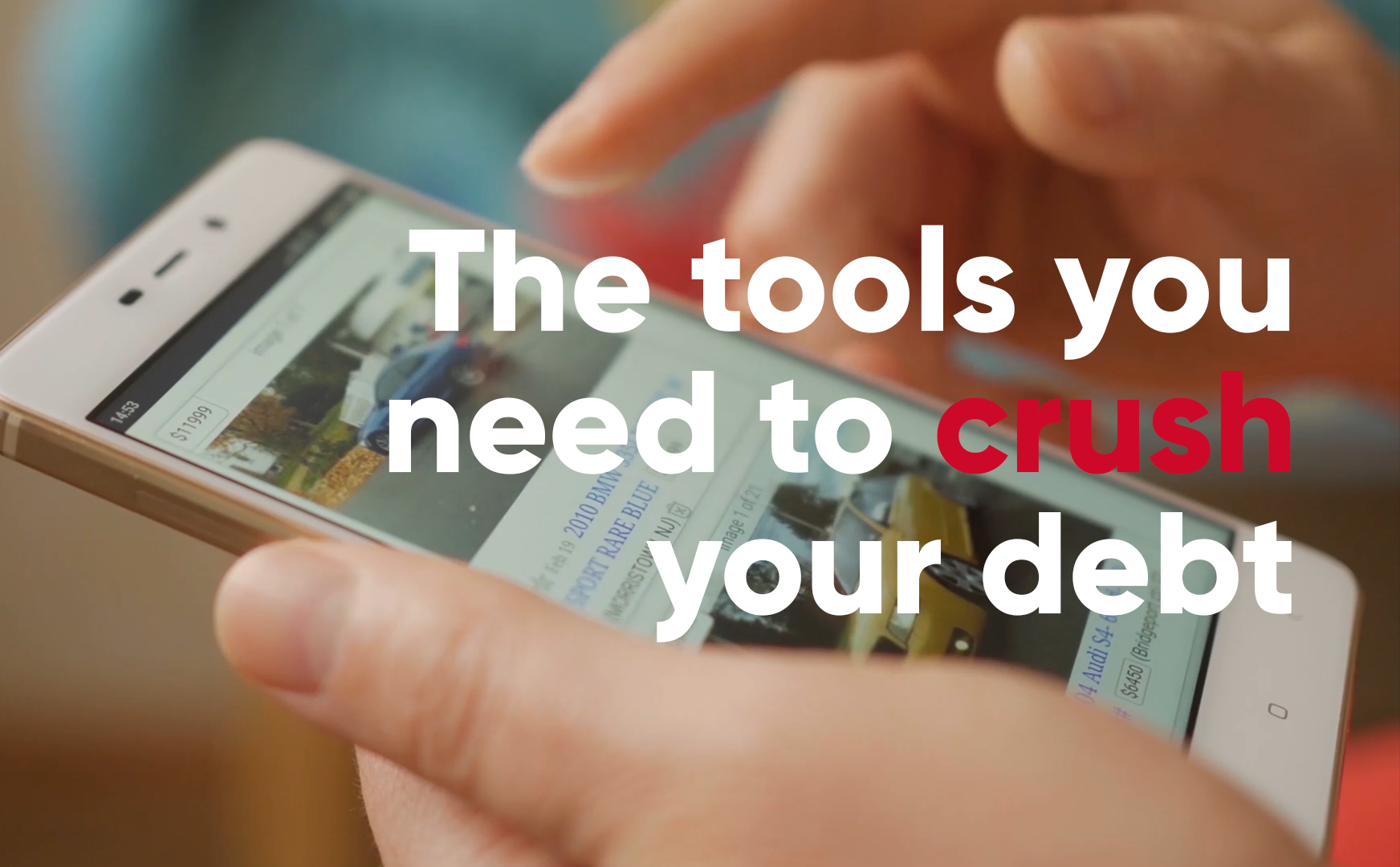 Great Aussie Credit Crush, tools and calculators to crush credit debt