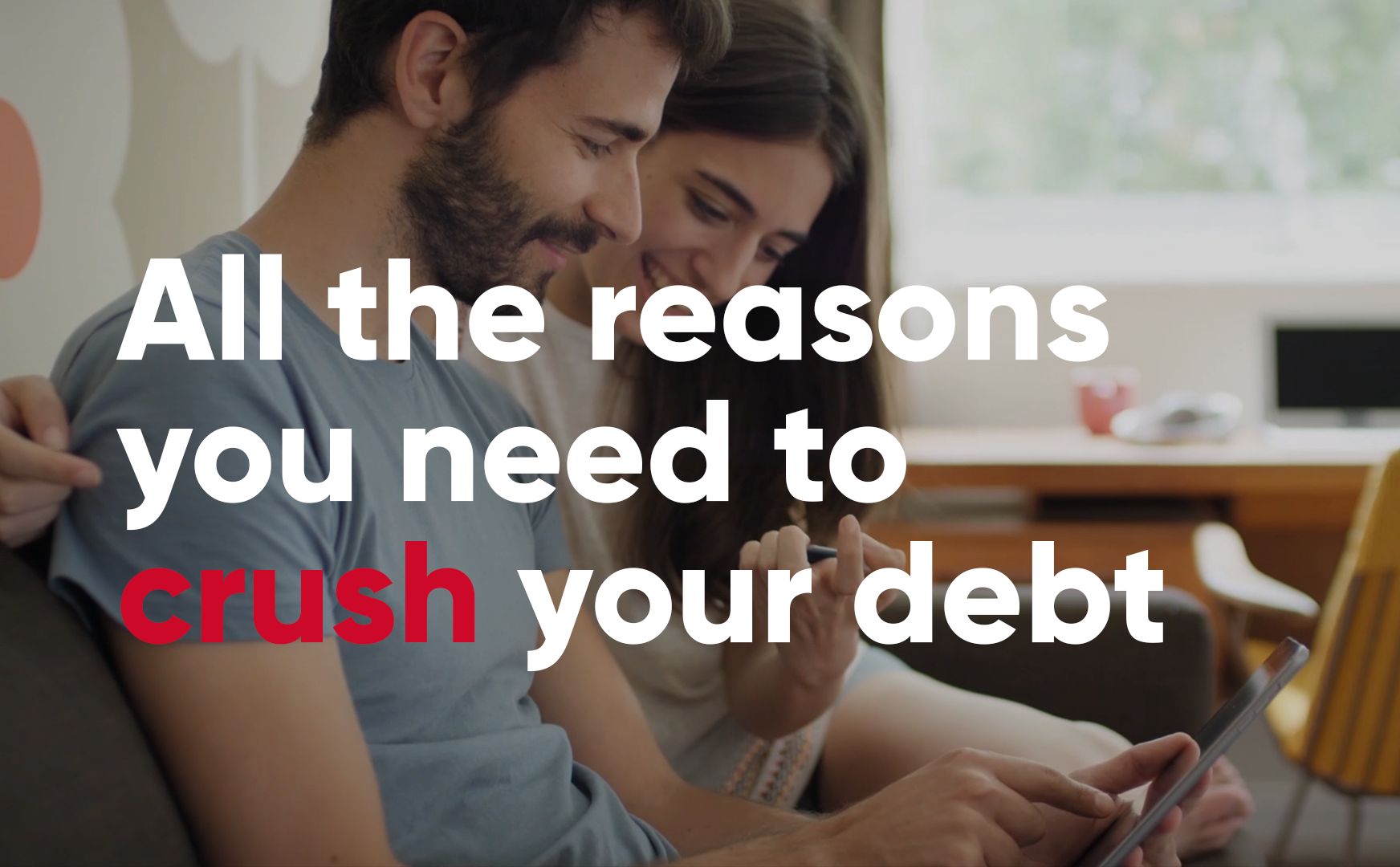Why you should crush your credit debt with the Great Aussie Credit Crush