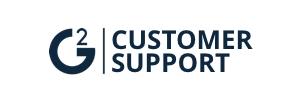 The G2 Crowd Customer Support logo