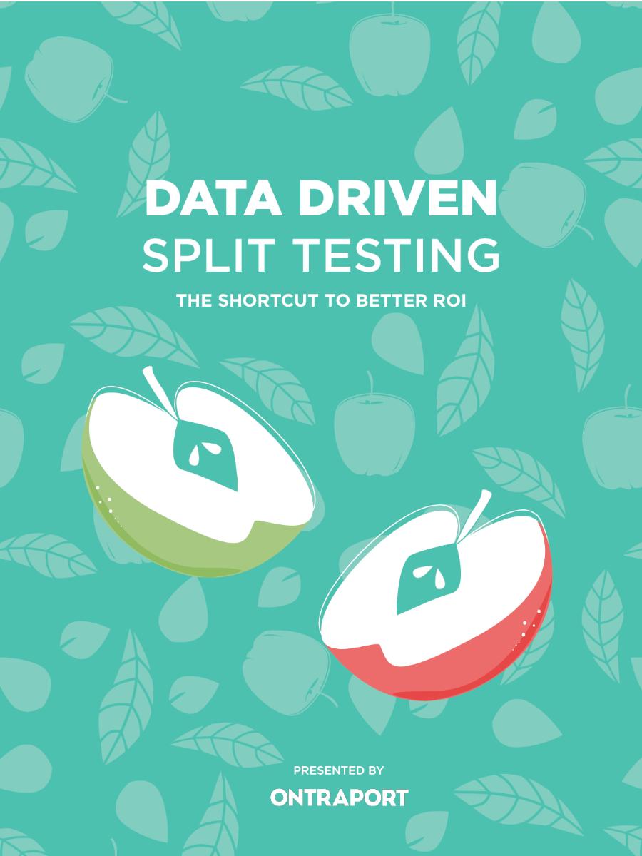 Data Driven Split Testing
