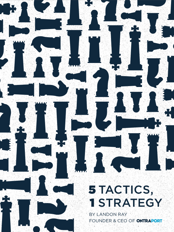 5 Tactics, 1 Strategy
