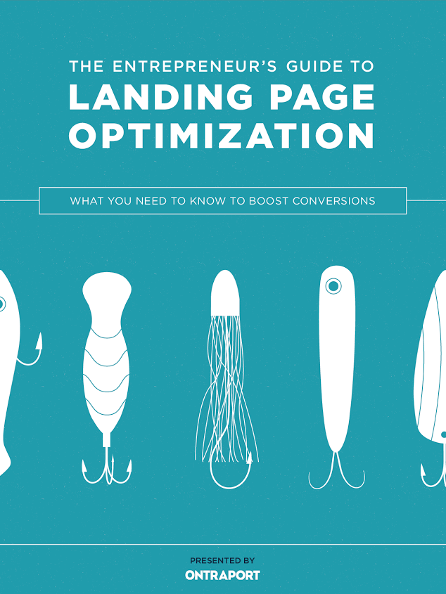 The Entrepreneur's Guide to Landing Page Optimization