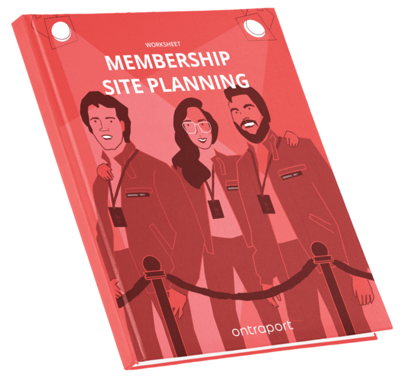 Launch a Membership Guide book cover image