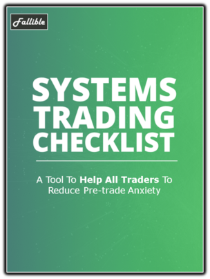 Systems Trading Checklist: Special Free Training