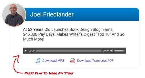 Joel Friedlander Interview