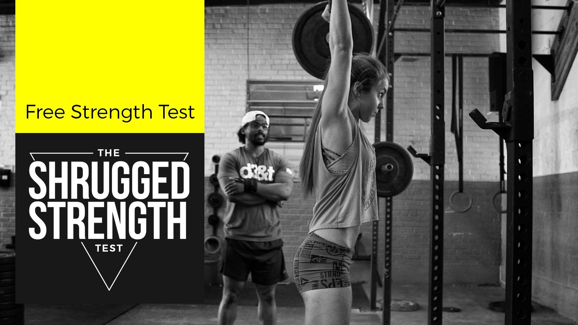 shrugged strength test barbell shrugged uncover weaknesses and imbalances in your strength and current training